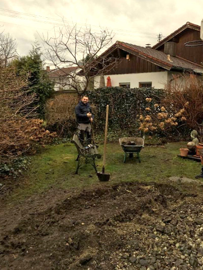 Pflasterarbeiten Rosenheim
