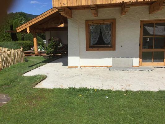 erneuerung terrasse garten