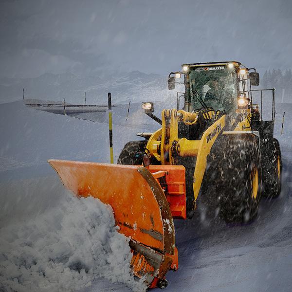 rosenheim winterdienst schnee räumen